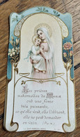 Image Pieuse Religieuse - Les Prières Maternelles De Marie... - 1921 - Ed. Pontificale, Paris  - TBE - Andachtsbilder