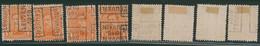 "Albert I - N°135 Préo ""Leuven 1919 Louvain"" Complet (n°2440) - Rollini 1910-19"