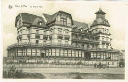 Coq S/ Mer , Grand'Hôtel - De Haan