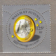 WALLIS ET FUTUNA 2003 EUROPEAN IDEAS Yv. 590 MNH(**) #30872 - European Ideas