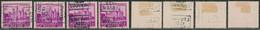 """Antituberculeux (Chateaux) - N°308 Préo """"Leuven 1930 Louvain"""" Complet (n°5972) - Roller Precancels 1930-.."""