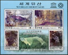 Korea 2007. Anak-grave No. 3 (II) (MNH OG) Miniature Sheet - Korea (Nord-)