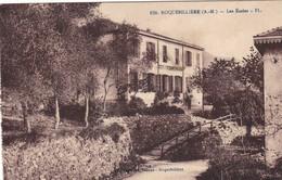 Alpes-Maritimes - Roquebillière - Les Ecoles - Roquebilliere