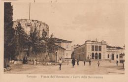 Croazia - Istria - Parenzo - Piazza Dell'Annessione E Torre Della Serenissima - F. Piccolo - Viagg - Molto Bella - Croazia