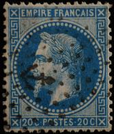 NAPOLEON III.obl .n°29.ANCRE. - 1863-1870 Napoleon III Gelauwerd