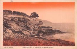 La CIOTAT - Rochers De Font Sainte - La Ciotat