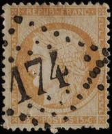 CERES N°59      174   ARRAS. ( Second Choix ) - 1871-1875 Ceres