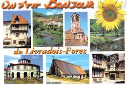63-LIVRADOIS FOREZ-N°T2732-B/0273 - Andere Gemeenten