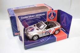 Maisto - MERCEDES Cabriolet PSG Paris Saint Germain Football BO 1/43 - Maisto