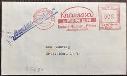 Germania/Germany/Allemagne: Ema, Meter, Industria Kramsta, Kramsta Industry, Industrie Du Kramsta - Factories & Industries