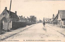 SAINT NICOLAS D'ALIERMONT - Bout D'Amont (Centre) - Autres Communes