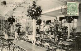 België - Halanzy - La Maison Frontiere - Verandah - 1912 - Unclassified