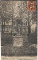61  Flers De L'orne  -   Statue Du Juif Errant - Bronze De Le Harivel Durocher - Flers