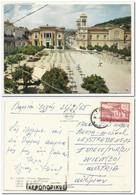 Greece - Lamia , Used Air Mail 1965 - Grecia