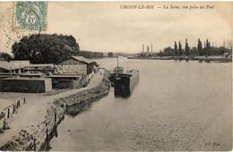 PENICHE        CHOISY/ LE ROI - Houseboats