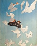 Spartiti - Les Papillons - Melodie Di F. Paul Tosti - Non Classés
