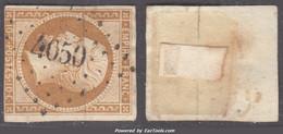 PC 4050 (Le Petites-Chiettes), Jura (38)), Cote 80€ - 1849-1876: Classic Period