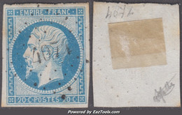 PC 4074 (Artemare, Ain (1)), Cote 38.75€ - 1849-1876: Classic Period