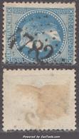 *RARE* GC 4782 (Montigny-lès-Metz, Moselle (55)), Cote 120€ - 1849-1876: Classic Period