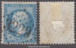 *RARE* GC 3229 (Roussy-le-Village, Moselle (55)), Cote 135€ - 1849-1876: Classic Period