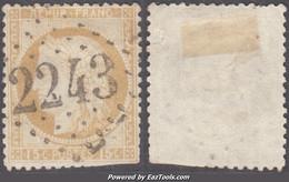 GC 2243 (Martaizé, Vienne (80)), Cote 60€ - 1849-1876: Classic Period