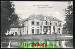 HULSTHORST Kasteel Hulshorst 1910   Castle / Schloß / Château - Other
