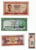 Lot De 11 Billets Afrique - Autres - Afrique