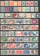 Finlandia 1917/65 Accumulation Over 100 Val */MH VF/F - Verzamelingen