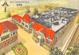 Spa-Monopole - Spa