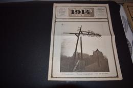 1914 Illustré Décembre N°18 Londerzeel Boortmeerbeek Capelle-au-Bois Grimberghen Siège D'Anvers Croix-Rouge Bicyclette - 1900 - 1949