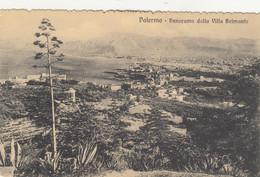 8524) PALERMO - Panorama Dalla VILLA BELMONTE - OLD - Palermo