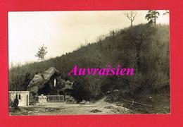 50 Manche  TESSY SUR VIRE Ou Environs Carte Photo De A. DEBON Photographe Genre Grotte Religieuse - Andere Gemeenten