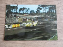 """72 LE MANS CIRCUIT DES 24 HEURES DANS LES """"S"""" DU TERTRE ROUGE - Le Mans"""