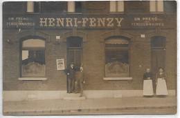 Photo Carte - Café Pension Henri Fenzy - Fresnes Sur Escaut - Other Municipalities