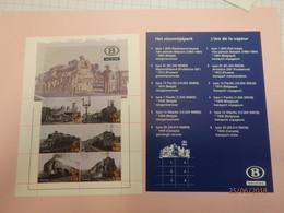 TRV - BL 9 Het Stoomtijdperk 2006 - 1952-....