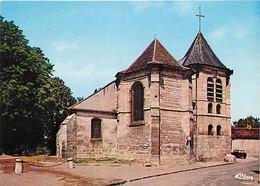 91 - Chilly-Mazarin - L'église - CPM - Carte Neuve - Voir Scans Recto-Verso - Chilly Mazarin