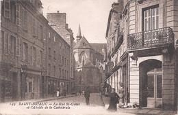 CPA - Saint-Brieuc - Rue Saint-Gilles - Saint-Brieuc