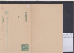 Deutsches Reich Michel Kat.Nr. Ganzsache P67 Ungest - Stamped Stationery