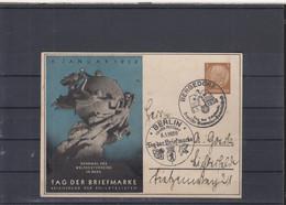 Deutsches Reich Michel Kat.Nr. Ganzsache Privat PP TdB 1938 SSt Gst - Stamped Stationery
