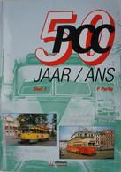 Livre TRAM PCC Belgique Belgïe Nederland SNCV NMVB Den Haag Tramway - Spoorwegen En Trams