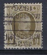 HOUYOUX Nr. 191 Voorafgestempeld Nr. 3722 D MOUSCRON 1926 MOESCROEN ; Staat Zie Scan ! - Roller Precancels 1920-29