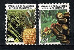 Cameroun 1998  Yv. 886, 888, Mi 1226, 1228 Used - Camerún (1960-...)