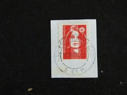 FRANCE YT 2874 OBLITERE - MARIANNE BRIAT DU BICENTENAIRE ADHESIF - 1989-96 Bicentenial Marianne