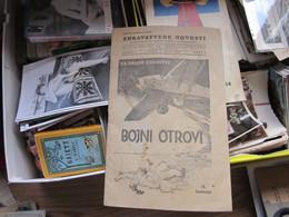 Susak 1936 First Number Bojni Otrovi Battle Poisons  Mjesecnik Za Zdravstvenu Propagandu Dr Drago Choulpek - Slav Languages