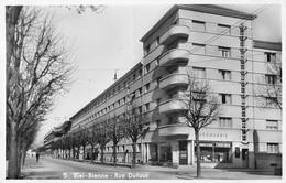 Biel Bienne Rue Dufour 1942 - BE Berne