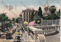 CARTOLINA  SANREMO,LIGURIA,RIVIERA DEI FIORI,CORSO IMPERATRICE,BELLA ITALIA,RELIGIONE,CULTURA,MEMORIA,VIAGGIATA 1958 - San Remo