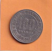République Populaire Du Congo - 100 Francs - 1971 - Banque Centrale - 1 - - Congo (Republic 1960)