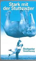 CARTE-PUCE-ALLEMAGNE-12DM-1998-ELEPHANT-TBE - Giungla