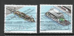 Zwitserland 2019 Mi 2606-07, Reeks, Gestempeld - Used Stamps