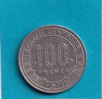 République Populaire Du Congo - 100 Francs - 1971 - Banque Centrale - 2 - - Congo (Republic 1960)